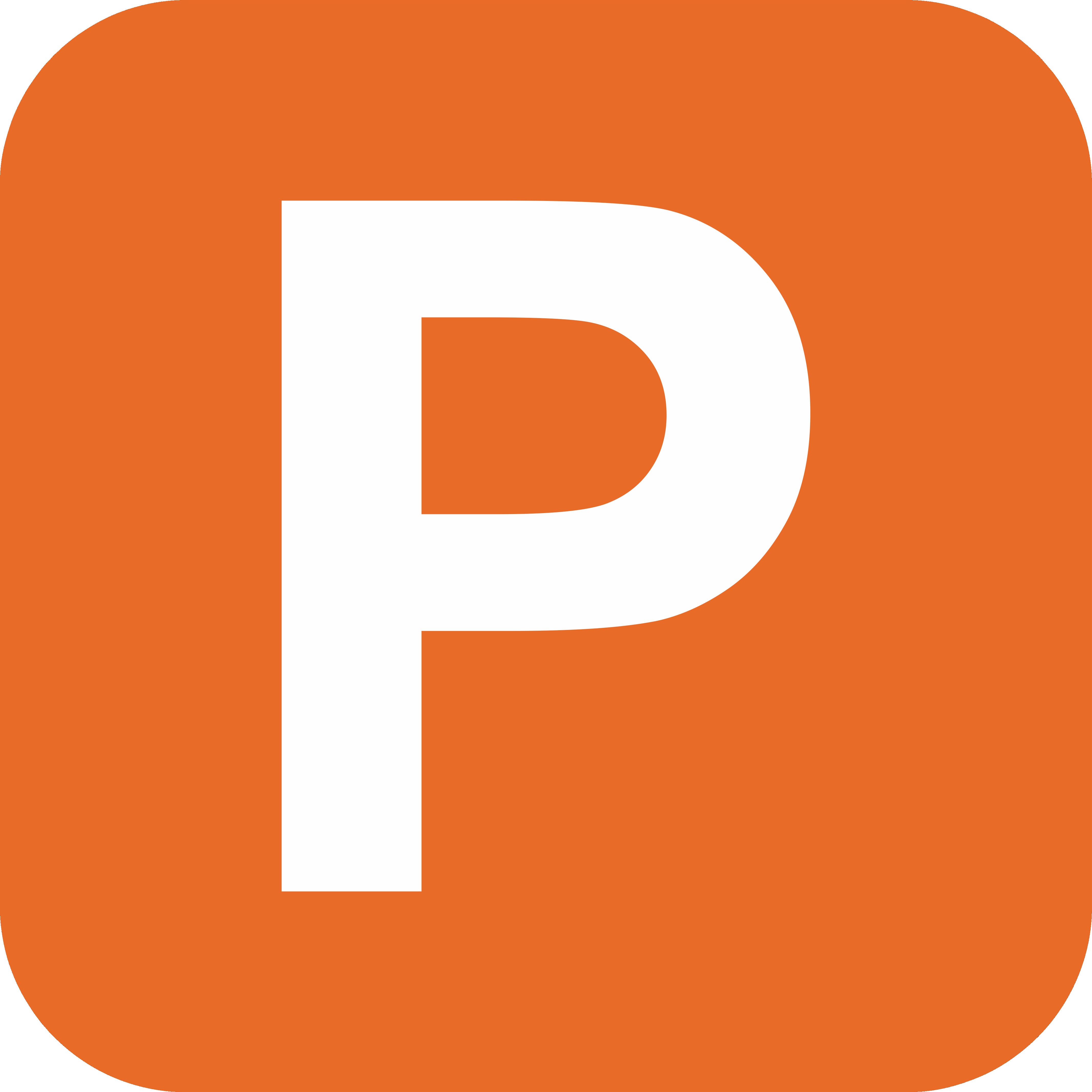 Kundenparkplätze hinter dem Haus